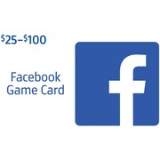 Facebook eGift Cards