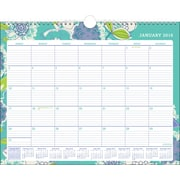 "2016 Staples® Medium Monthly Wall Calendar, 14 7/8"" x 11 7/8"", Design, (2655316)"