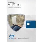 McAfee Antivirus Basic 1 PC for Windows 2016 [Download]