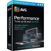 AVG Performance 2016, 2 Year for Windows (1-50 Users) [Download]