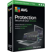AVG Protection 2016, 1 Year for Windows (1-50 Users) [Download]