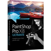 Corel PaintShop Pro X8 Ultimate for Windows (1 User)