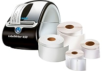 DYMO LabelWriter® 450 Value Bundle Pack