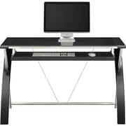Whalen Zara Computer Desk in Black