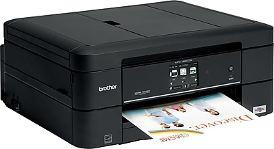 Brother MFC J680dw Inkjet All in One Printer