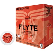 Keurig® KOLD™ FLYTE™ Red Rush™ 8 oz, 4/pack