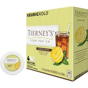 Keurig® KOLD™ Tierney's™ Iced Tea Co. Lemon Mint 8 oz, 4/pack