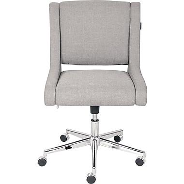Broyhill Lynx Fabric Executive Office Chair Armless