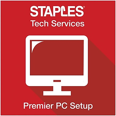 Premier PC Set-Up (In-Store)