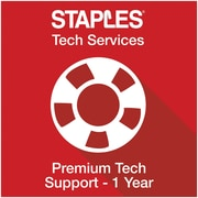 Premium Tech Support  1 Year (Online Delivery)