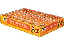 Keebler® Cheese & Peanut Butter Sandwich Crackers, 1.8 oz. Packs, 12 Packs/Box