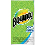 Bounty® Paper Towels, White, 30 Regular Rolls (PGC 88275/81539)