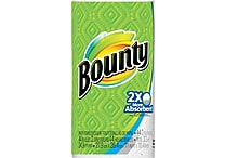 Bounty 2-Ply Paper Towels, 30 Rolls/Case