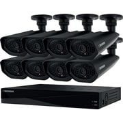 Defender® PRO Sentinel 8CH 1TB DVR w/ 8 x Hi-Res 800TVL 150ft Night Vision