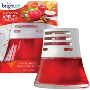 Bright Air® Scented Oil Air Freshener, Macintosh Apples & Cinnamon