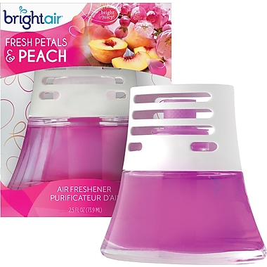 Bright Air® Scented Oil Air Freshener, Fresh Petals & Peach