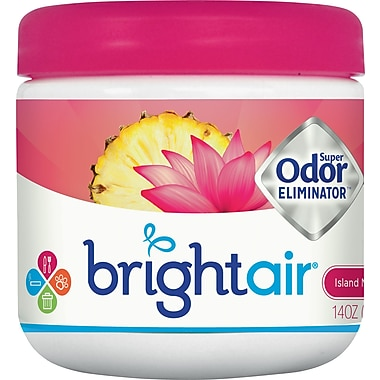 Bright Air® Super Odor Eliminator Air Freshener, Island Nectar & Pineapple