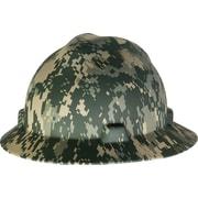MINE SAFETY APPLIANCES CO. (MSA) Polyethylene Full Brim Hard Hat