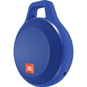 JBL Clip+ Portable Bluetooth Speaker, Blue