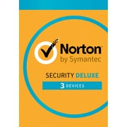 Norton Security Deluxe - 3 Devices with Norton Utilities (1 User) [Download]