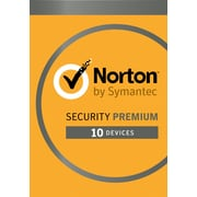 Norton Security Premium 10 Devices for Windows (1 User) [Download]