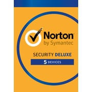 Norton Security Deluxe - 5 Devices for Windows (1 User) [Download]