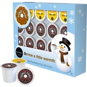 The Original Donut Shop® Holiday Gift Box, K-Cup, 20 Count