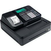 Casio PCRT285BK Cash Register, Black