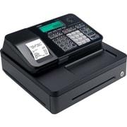 Casio PCRT285BK Cash Register, Black