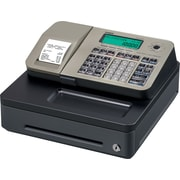 Casio SES100SCGD Cash Register, Silver