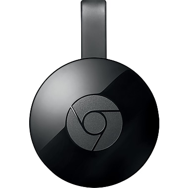 Google Chromecast + $10 Staples Gift Card