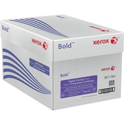 "Xerox® Bold™ Digital Printing Paper, 32 lb. Text, 8 1/2"" x 11"", Case"
