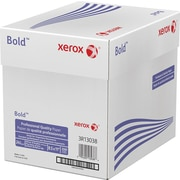 "Xerox® Bold™ Coated Gloss Digital Printing Paper, 80 lb. Cover, 8 1/2"" x 11"", Ream"