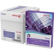 Xerox® Bold™ Professional Quality Paper, 24 lb., 8 ½ x 11, 5 Ream Carton