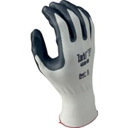 Best Manufacturing Company White & Gray Light Fabrication 1 Pair Coated Glove, L