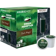 Green Mountain Coffee® Dark Magic® Extra Bold Coffee, K-Cup, 48 Count