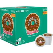 The Original Donut Shop Coffee K-Cup 48 Count, Regular or Decaf