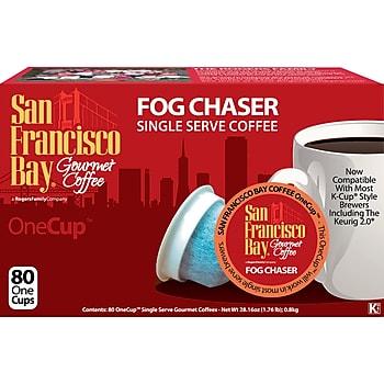 San Francisco Bay OneCup Coffee, 80-Pk.