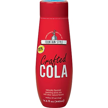 Sodastream Cola Sparkling Drink Mix, 440ml