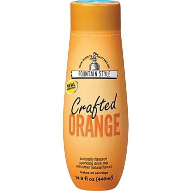 Sodastream Orange Sparkling Drink Mix, 440ml