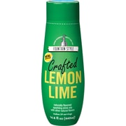 Sodastream Lemon Lime Sparkling Drink Mix, 440ml