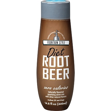Sodastream Diet Root Beer Sparkling Drink Mix, 440ml