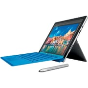 "Microsoft Surface Pro 4, 12.3"" Touchscreen with PixelSense™ Display, 6th Gen Intel® Core™ i5, 4GB RAM, 128GB Solid State Drive"