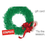 Staples® Wreath eGift Card (Email Delivery)