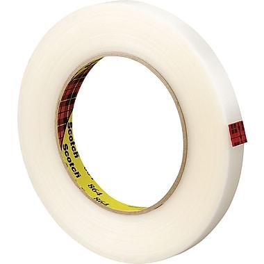 3M 864 Filament Tape, 1/2