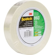 "Scotch® #893 General Performance Filament Tape, 3/4"" x 60 yds., 12/Case"