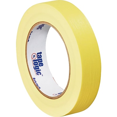 Intertape® PF3 Yellow Masking Tape 1
