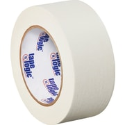 "Intertape® PF3 White Masking Tape, 2"" x 60 yds., 24/Case"
