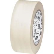 "3M™ #200 Masking Tape, 2"" x 60 yds., 24/Case"