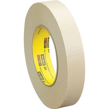 3M 231 Masking Tape, 2